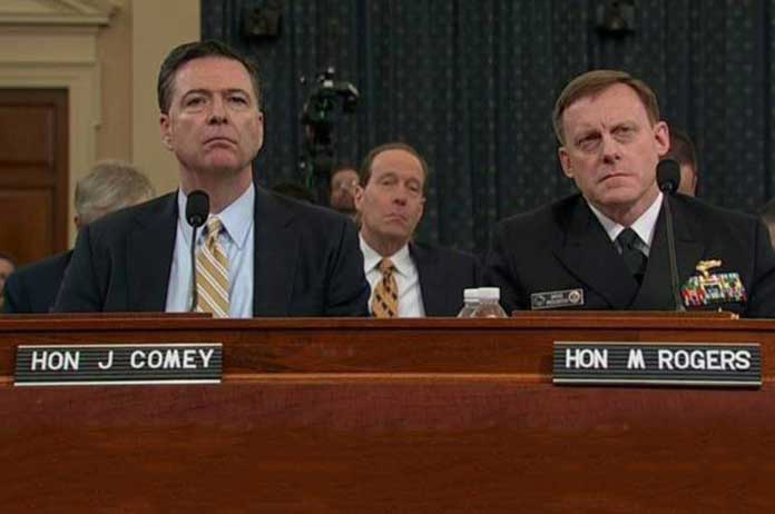 Both Heads of the FBI and NSA Refuse to Show for a Classified Hearing on Capitol Hill