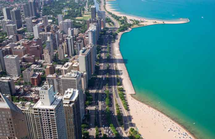 Chicago Records No Snow in January and February for the First Time in 146 Years