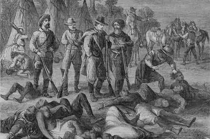 How American History Erases Mass Murders Against Native Americans