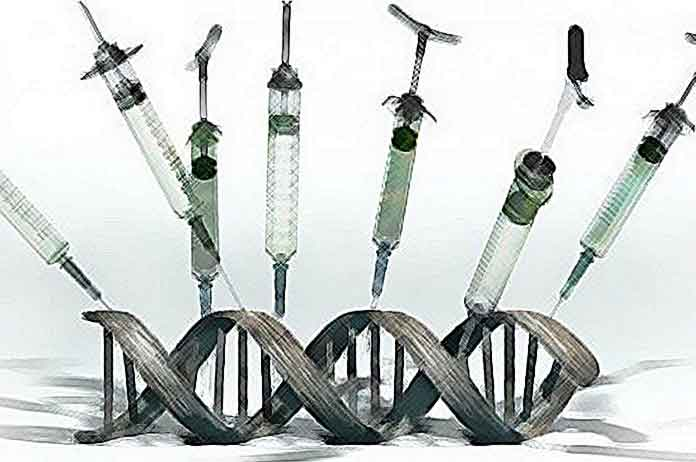 New vaccines will permanently alter human DNA
