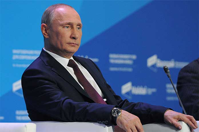 Putin Slams Governments for Imperialism