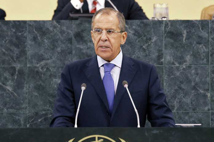 Russia Again Calls for the Elimination of New World Order