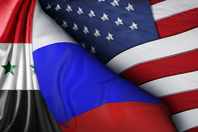 Russian and U.S. Troops Are Now In The Same Syrian City