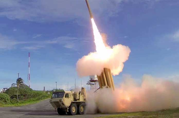 US Deploys Missile System to S Korea Angering Russia and China