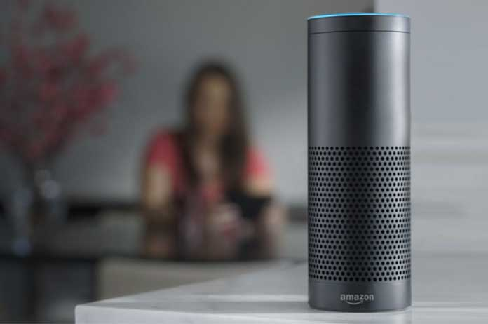 Ask Amazon Alexa Are You Connected To The CIA Answer Silence