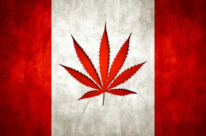 Canada Officially Moves to Legalize Recreational Marijuana Nationwide