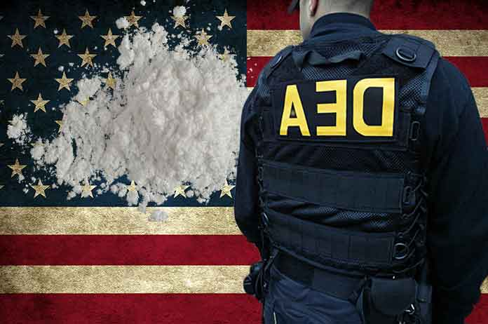 DEA Just Admitted It Lets Drugs Into Communities Pushes Them on Citizens