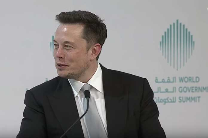 Elon Musk If There Are Super Intelligent Aliens Theyre Probably Already Observing Us