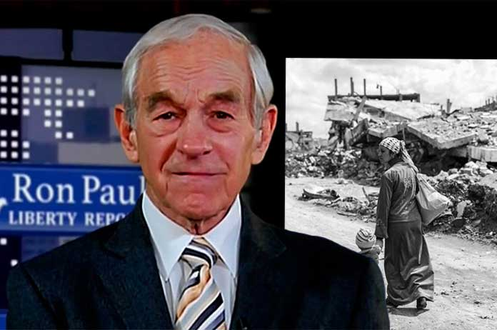 Ron Paul Warns of Syrian False Flag Being Promoted by Media Propaganda Machine