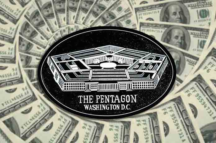 The Pentagon Has Never Been Audited  Trillions Of Dollars Are Unaccounted For. Where Has It Gone