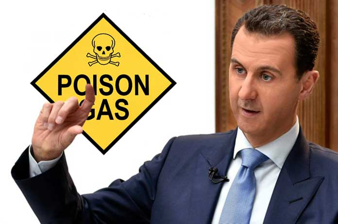 Top Ten Reasons To Doubt Official Story On Assad Poison-Gas Attack
