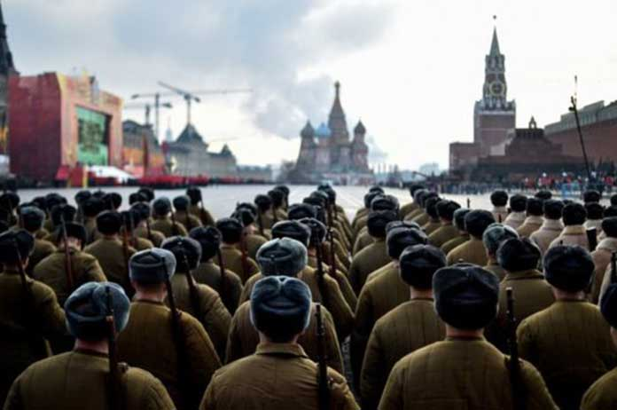 Why Russia Has Become The Number-One Target In The US Press