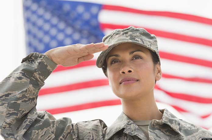 Women Could Be Forced To Sign Up To The US Military Draft By Next Year