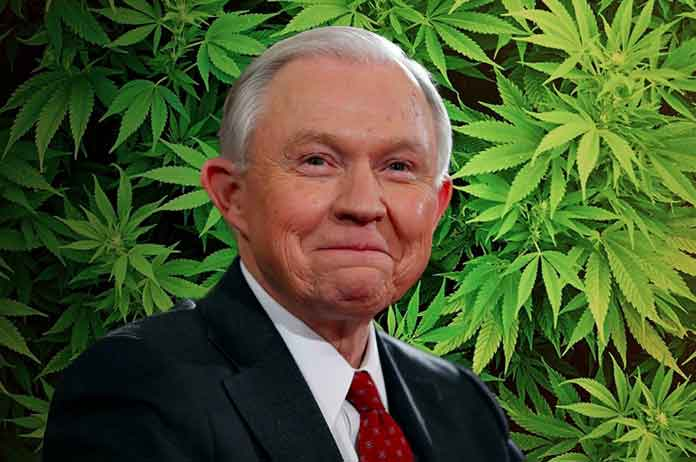 Congress Agrees to Give Jeff Sessions 0 to Wage War on Medical Marijuana