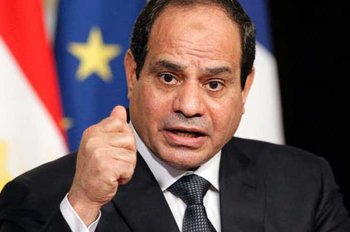 Egyptian President Calls Out Trump and Saudi Arabia for Aiding and Abetting Terrorism