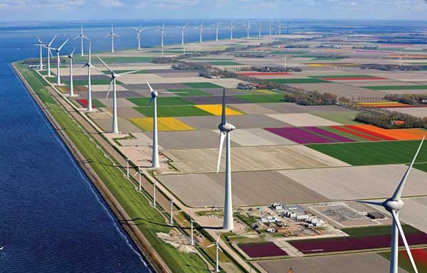 Electricity Prices Fall into Negatives as Germany Renewable Energy Boom Occurs s