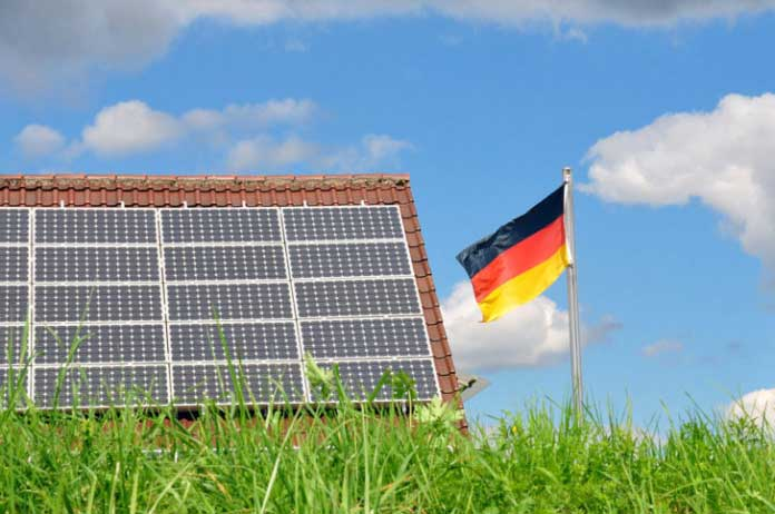 Electricity Prices Fall into Negatives as Germany Renewable Energy Boom Occurs