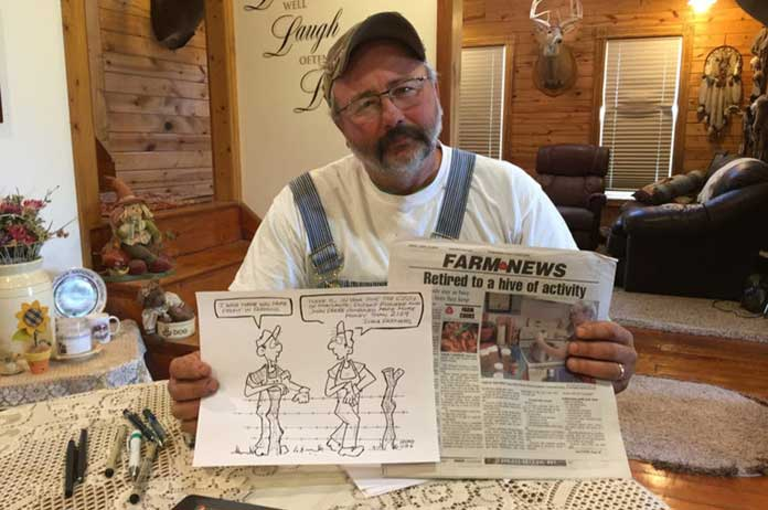 Long-Time Cartoonist Fired for Daring to Speak the Truth About Monsanto Profits 2