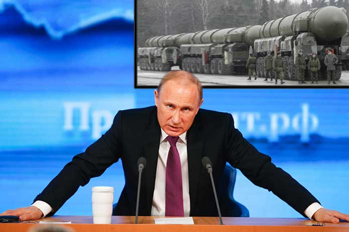 Russia Threatened to Use Nukes US Commission Produces Wildest Claims in Push for Military Buildup