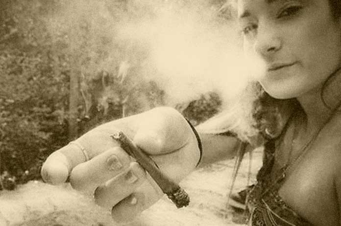 Study Shows Females Who Smoke Marijuana Have Higher IQs Than Those Who Dont