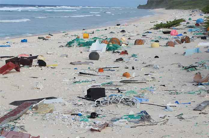 38 million pieces of plastic waste found on uninhabited South Pacific island 2