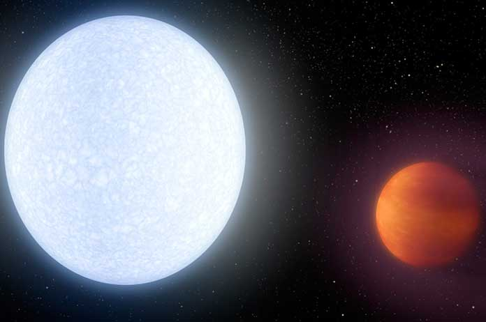 Newly Discovered Exoplanet Has Blown Scientists Minds They Have Never Seen Anything Similar to This