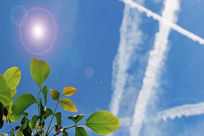 Skies to be Openly Sprayed With Toxic Metals this Weekend