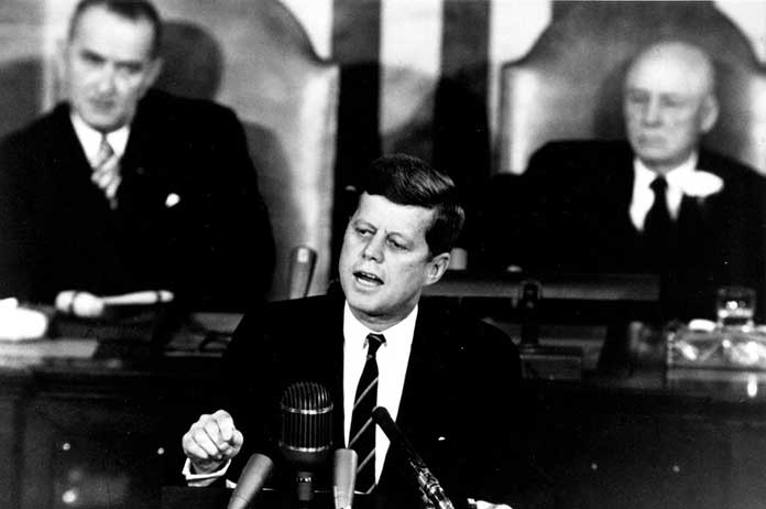 What The Kennedy Assassination Told US About The World Order