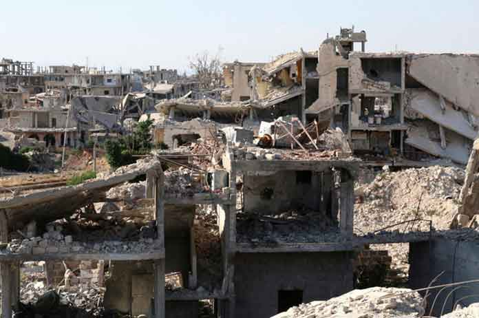 White House Another chemical weapons attack potentially planned by Syria Assad