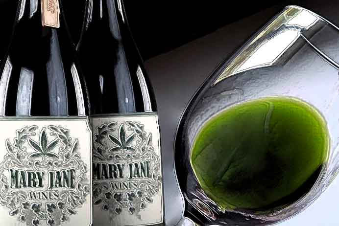You Can Now Buy Weed-Infused Wine In CA 1