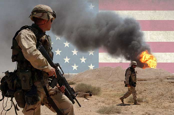Defense Officials Own Study Proves US Empire is Collapsing War is the Only Option