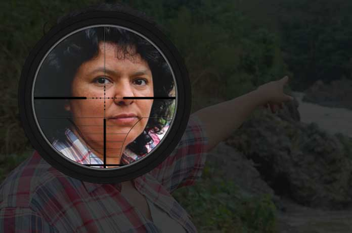 Environmental Activists Are Being Killed At An Alarming Rate
