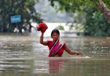 Disturbing Photos Of The Flooding In South Asia No One Is Talking About 4