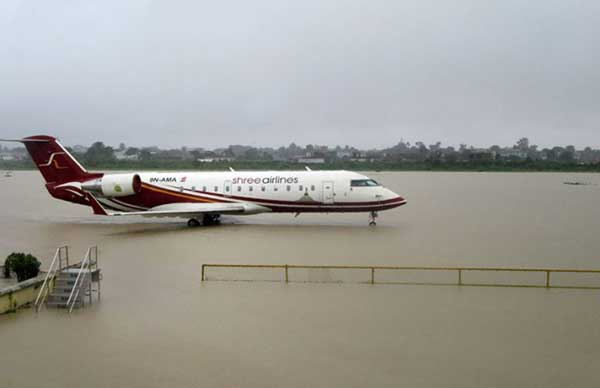 Disturbing Photos Of The Flooding In South Asia No One Is Talking About