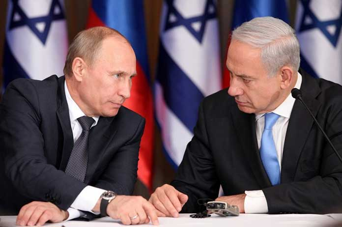 Russia Responds to Netanyahu Ultimatum in Syria With a Warning to Israel