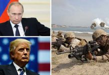 US and Russia About to Come Face to Face in Syria