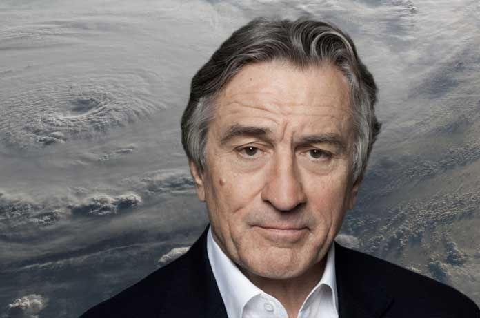 Robert De Niro Says the U.S. Replaced Science With Ignorance