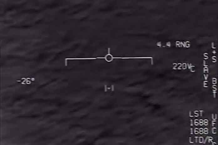 The Navy keeps encountering mysterious UFOs