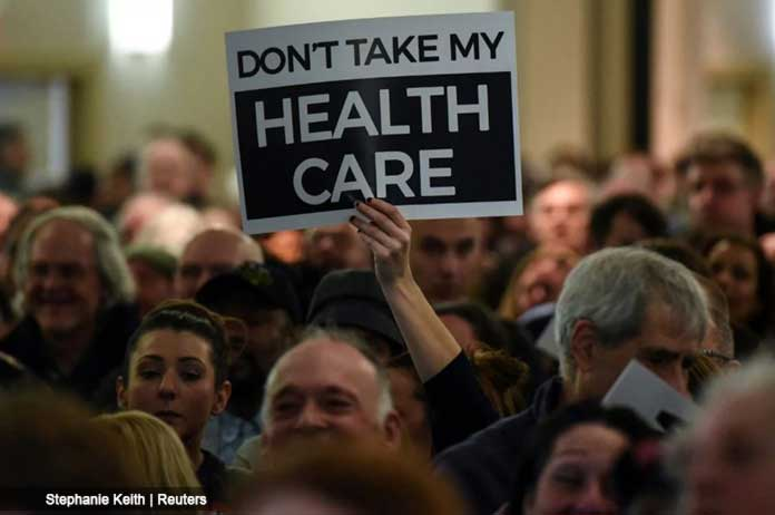 Americans are starting to suffer from Trump health care sabotage